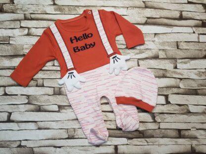 Φορμάκι Hello Baby