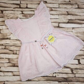 Φορεματάκι με κεντηματάκια