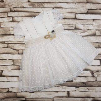 Φορεματάκι με τούλι