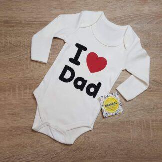 Ζιπουνάκι I Love Dad