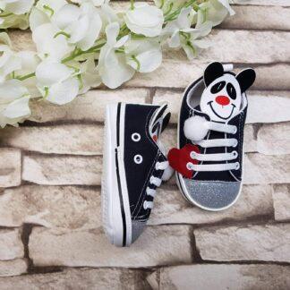 Παπουτσάκια Sneakers με Πάντα