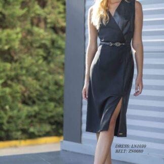 Φόρεμα Le Vertige αμάνικο