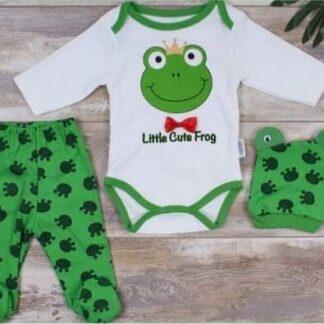Σετ Ζιπουνάκι Little Cute Frog