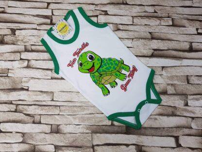 Ζιπουνάκι Fun Turtle Green Thing