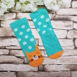 Κάλτσες Γατούλες - 3Χ
