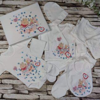Προίκα μωρού Sogni d'oro - 0-4Μ