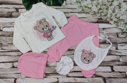 Προίκα μωρού  Hello Bear - 0-4Μ