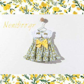 Φορεματάκι Φλοράλ Tropical