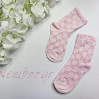 Κάλτσες Με Σχεδιάκια - 1/2Χ