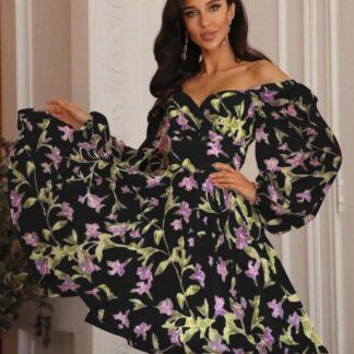 Φόρεμα Φλοράλ Mini