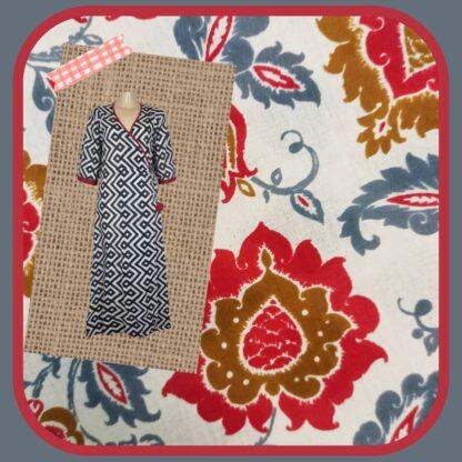Φόρεμα-Κιμονό Kalimera