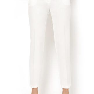 Παντελόνι Silky Λευκό