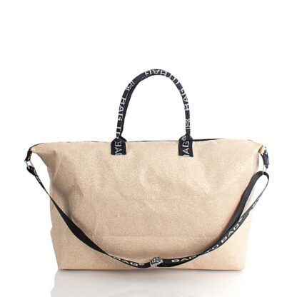 Τσάντα Ώμου Χιαστί Με Glitter