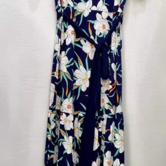Φόρεμα Sugar Floral Maxi