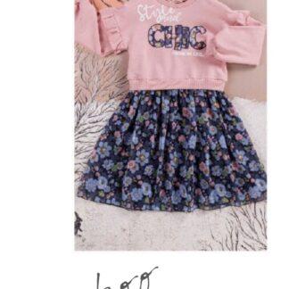 Φόρεμα Floral Chic